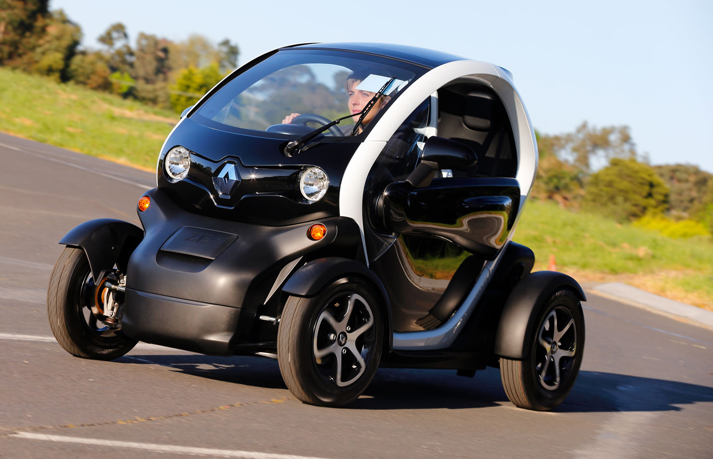 Renault Twizy Review: Clean, Green, Smart... And We Can't Have It