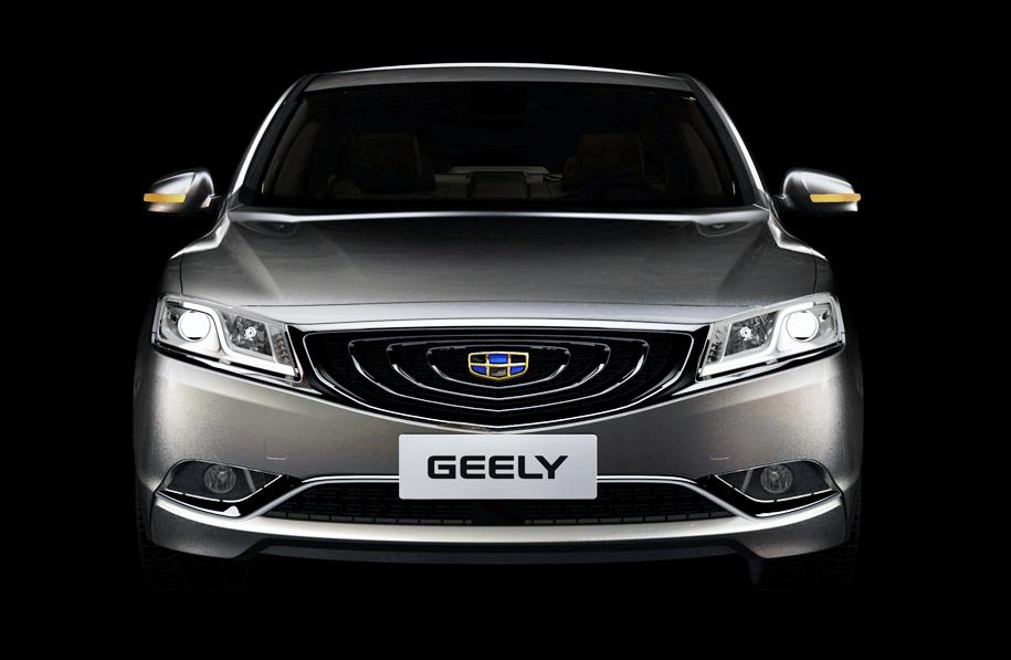 Geely GC9 'Not Entirely' New Design Boss Peter Horbury's Work: Report
