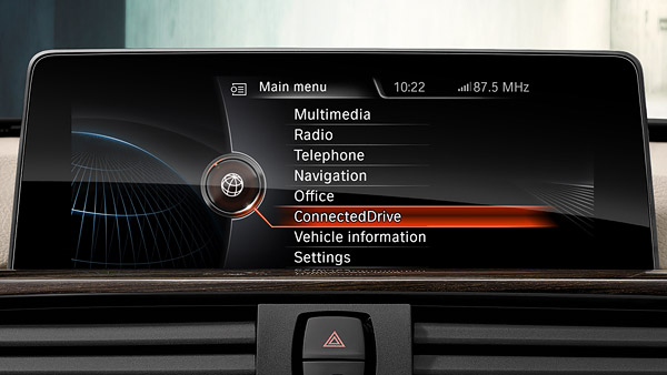 BMW ConnectedDrive Now Comes With In-Vehicle Purchasing Service