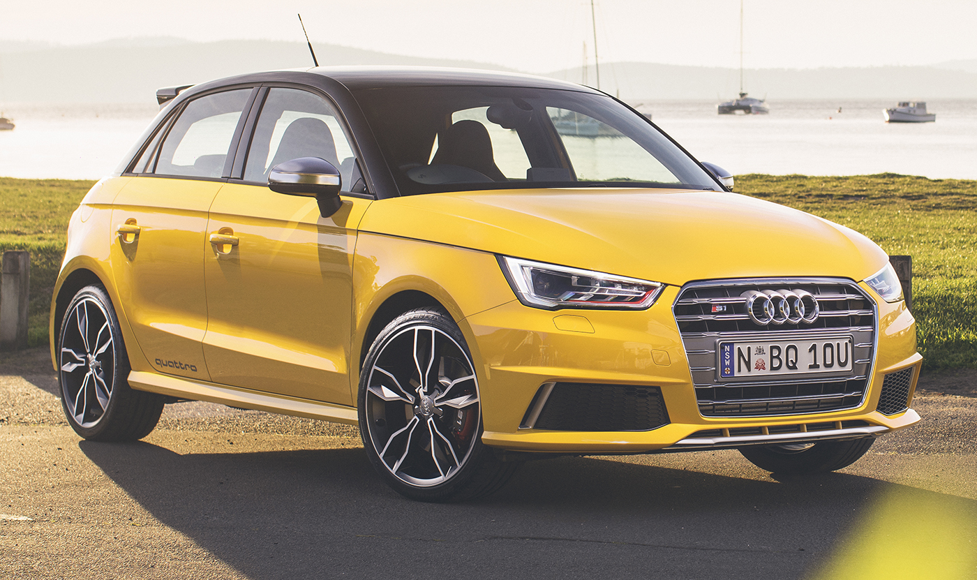 The Week That Was: Audi S1, Ford Falcon And Territory, Infiniti Q50