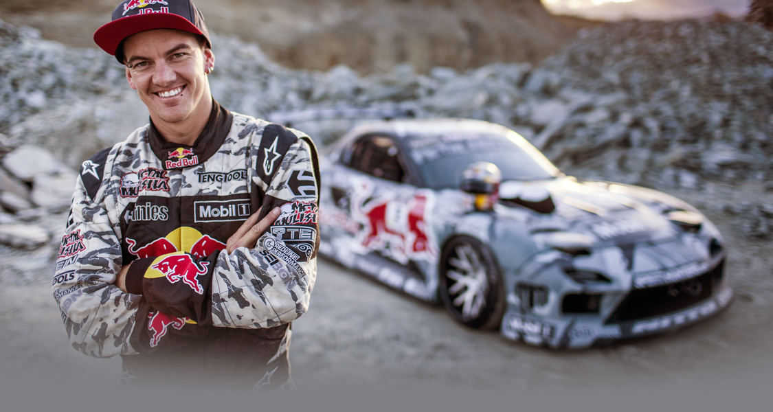 WTAC 2014: Five Fast Minutes With Formula Drift Driver 'Mad Mike' Whiddett