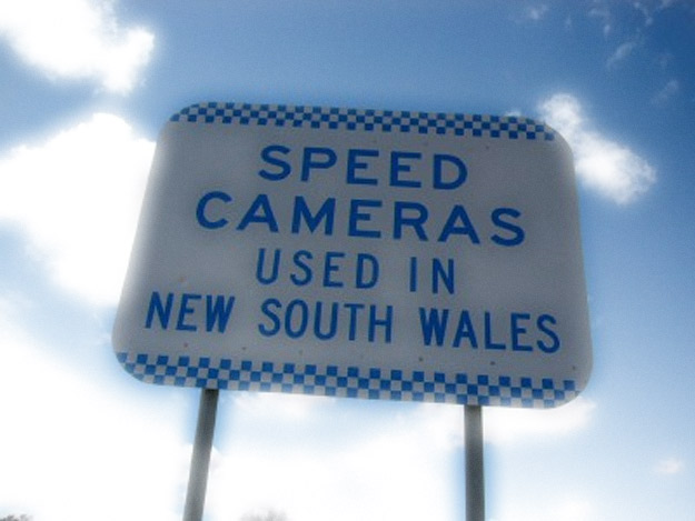 Speed Camera Revenue In NSW Up 45 Percent