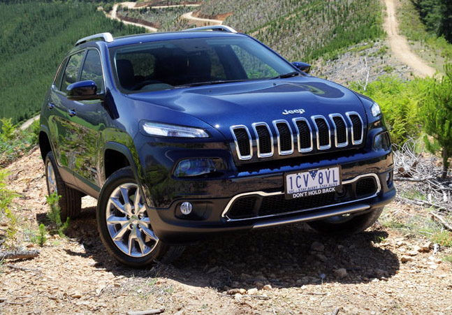Jeep Cherokee Diesel Review: 2014 Launch Drive