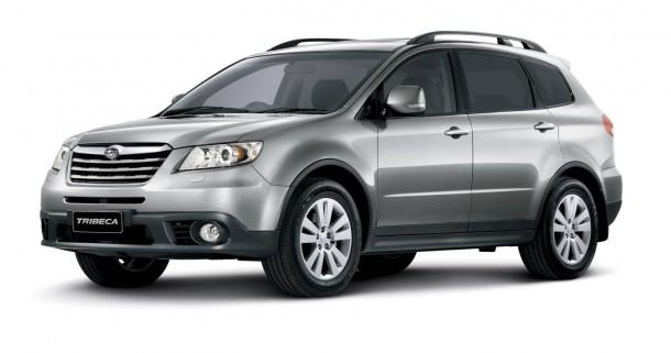 Subaru Tribeca SUV Replacement On Track: Report