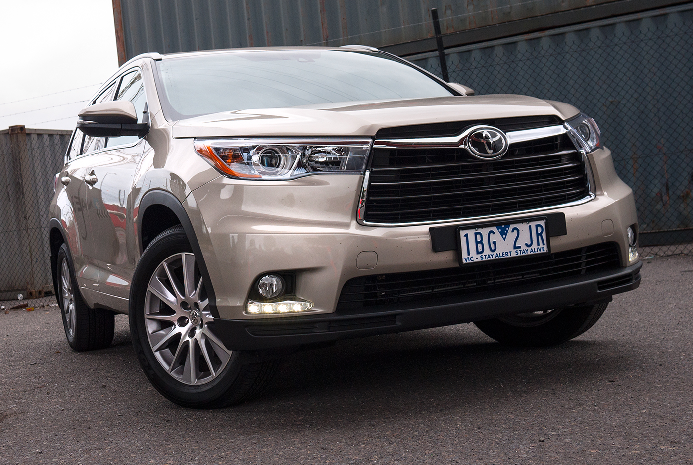 Toyota Calls For End To Luxury Car Tax, Reduces Prices