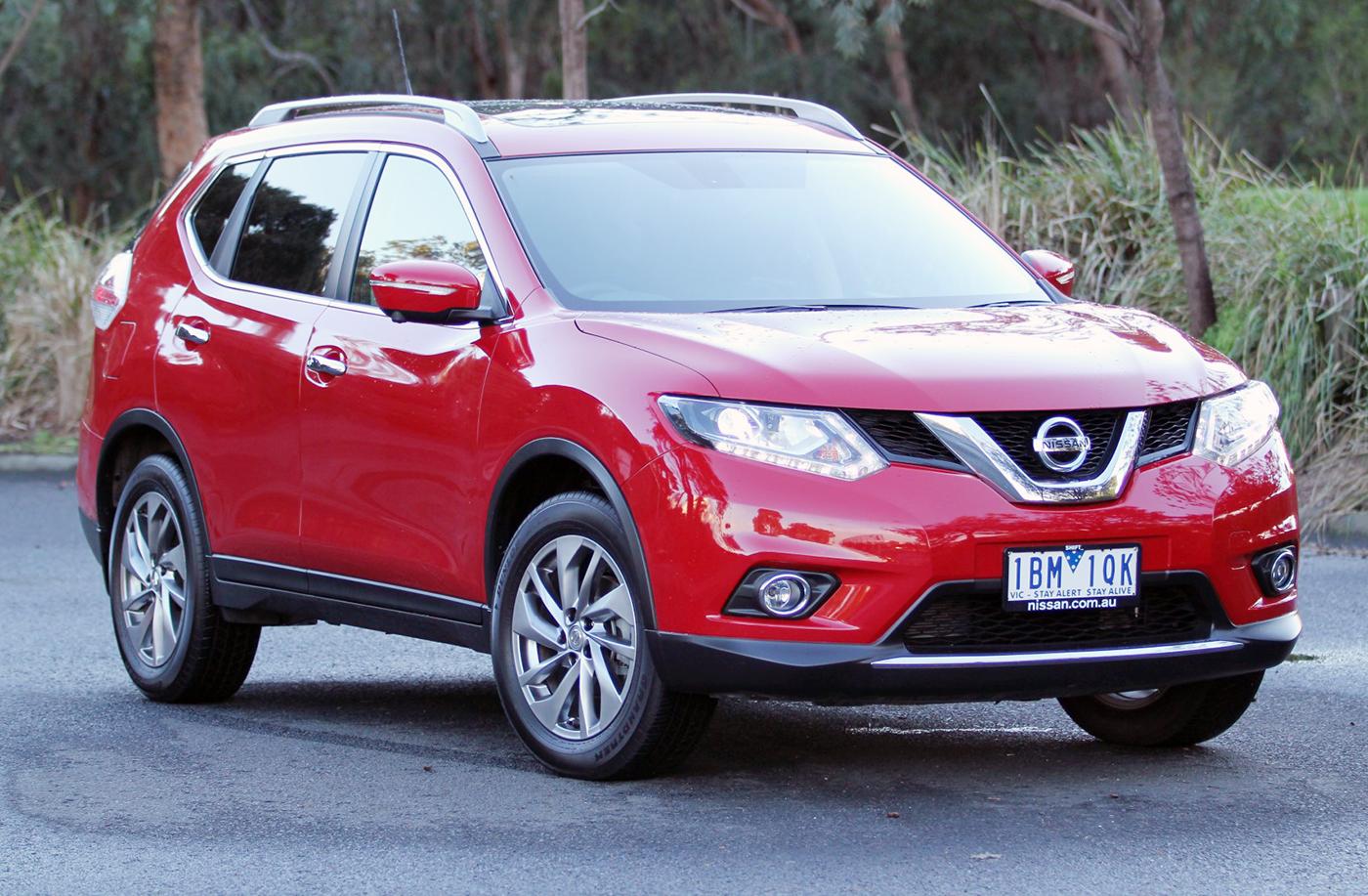 2014 Nissan X-Trail Review: Ti AWD