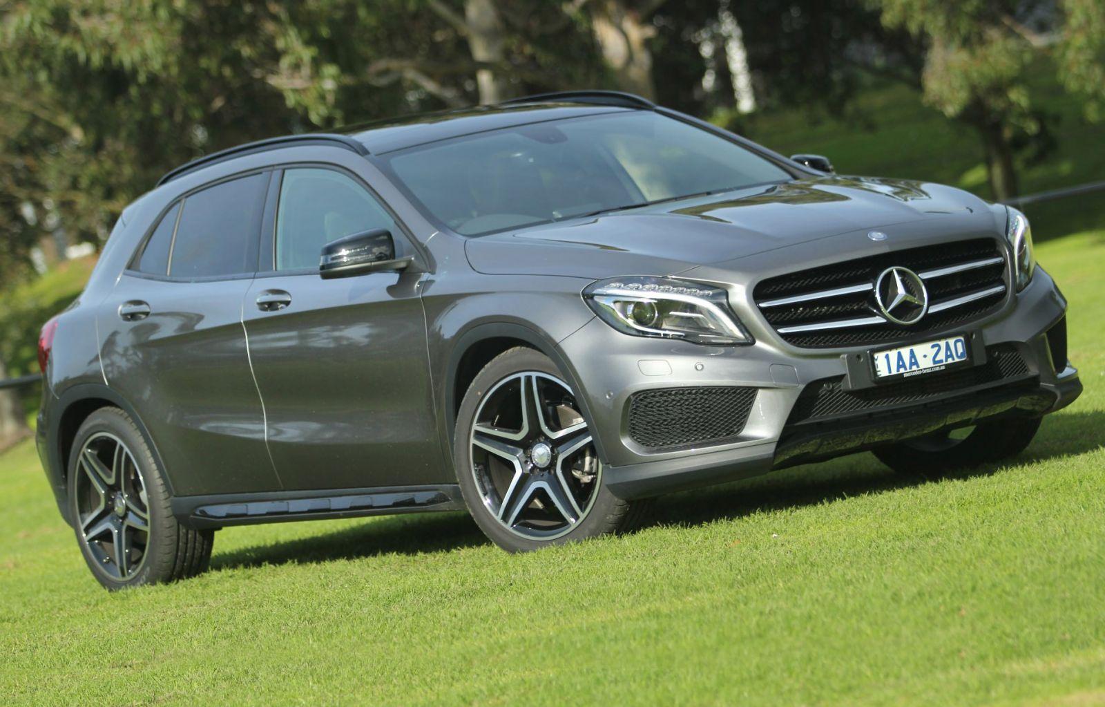 2014 Mercedes GLA Review: 200 CDI Diesel Auto