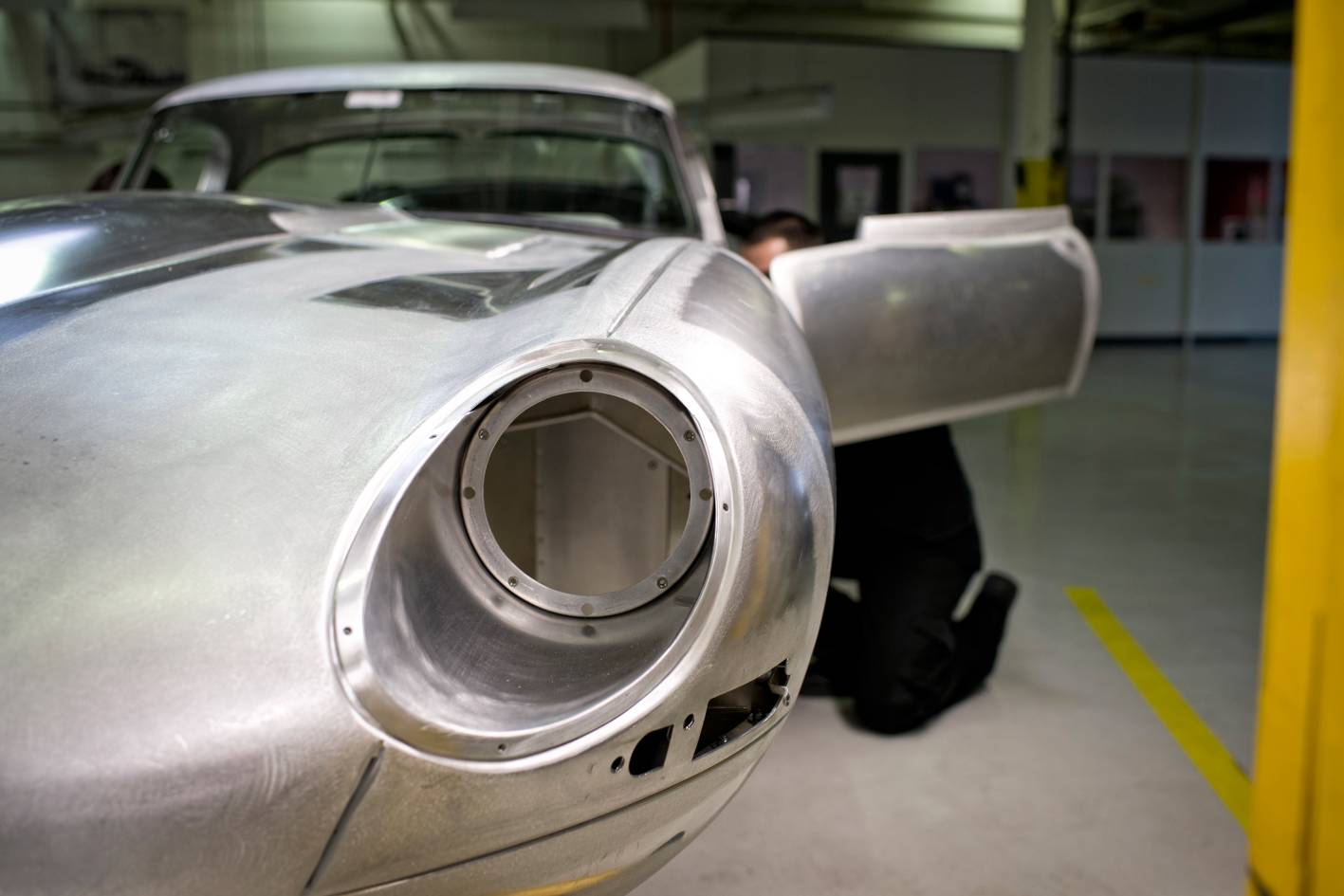 Jaguar Land Rover Launches 'Special Operations', Includes E-Type Project