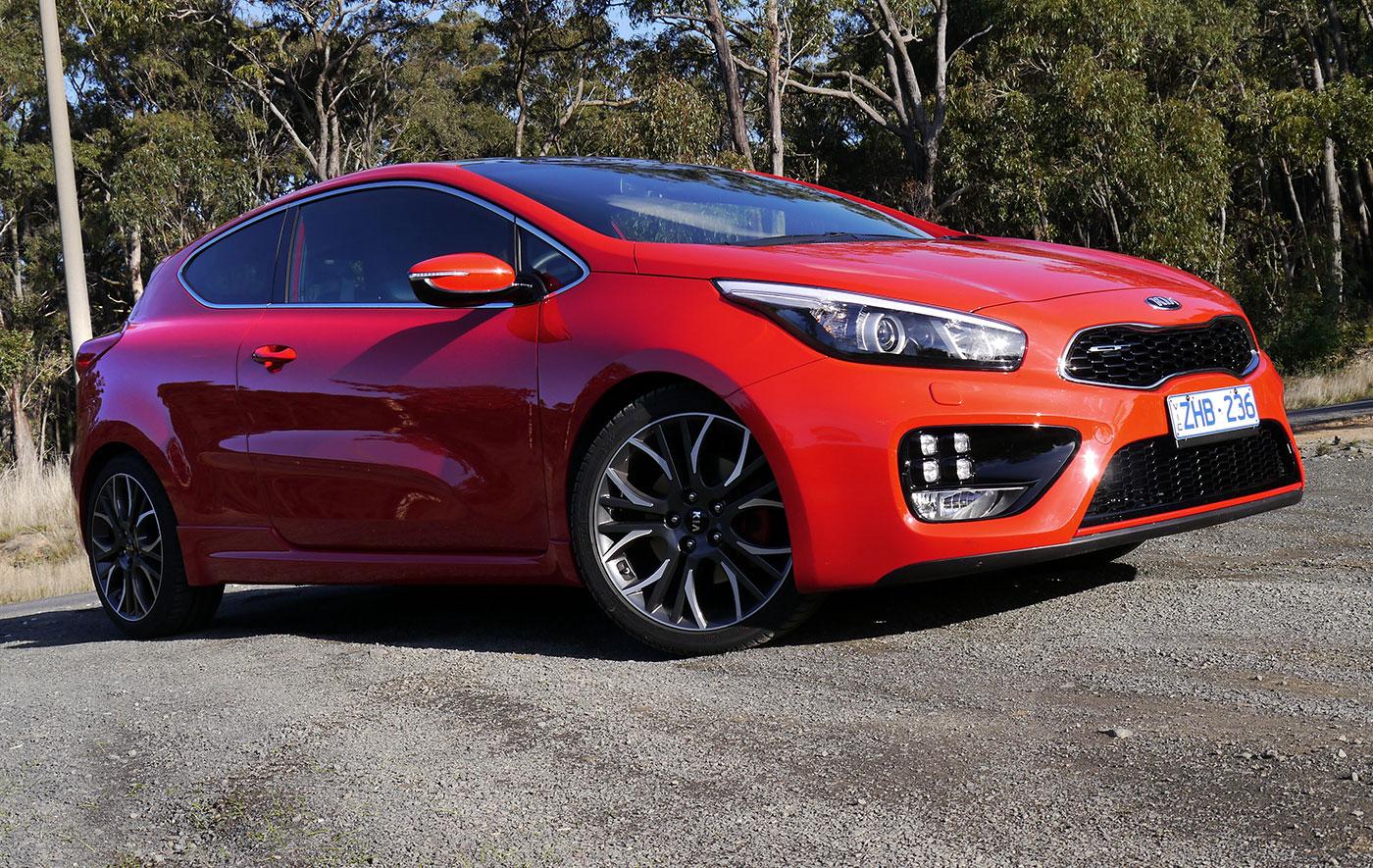2014 Kia Pro_Cee'd GT Review: Tech Pack