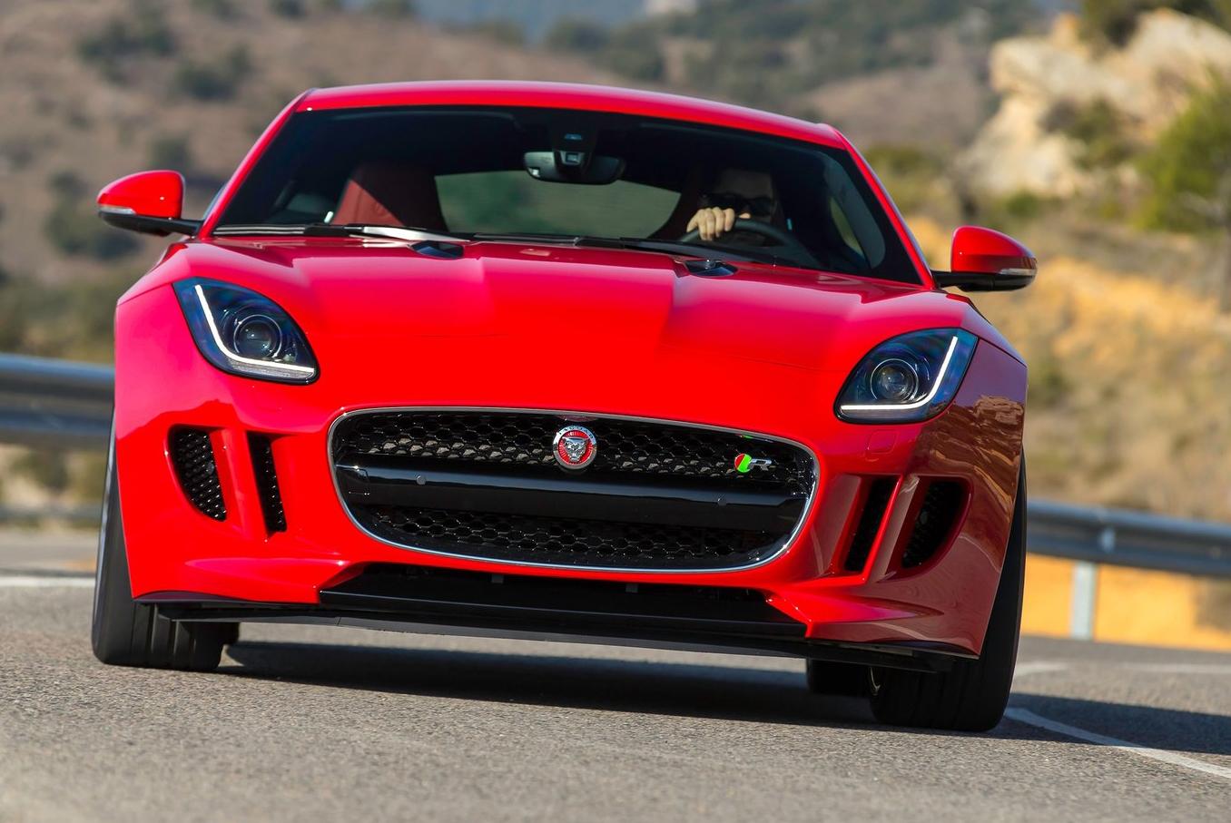 Jaguar F-TYPE R Coupe Review