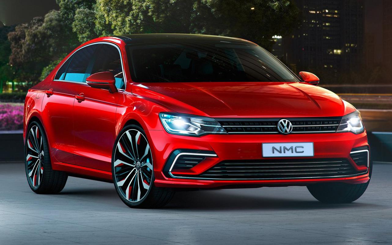 Volkswagen NMC Concept Revealed