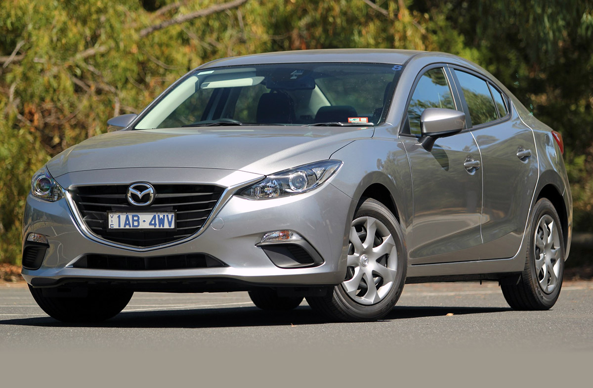2014 Mazda3 Review: Neo Automatic Petrol Sedan