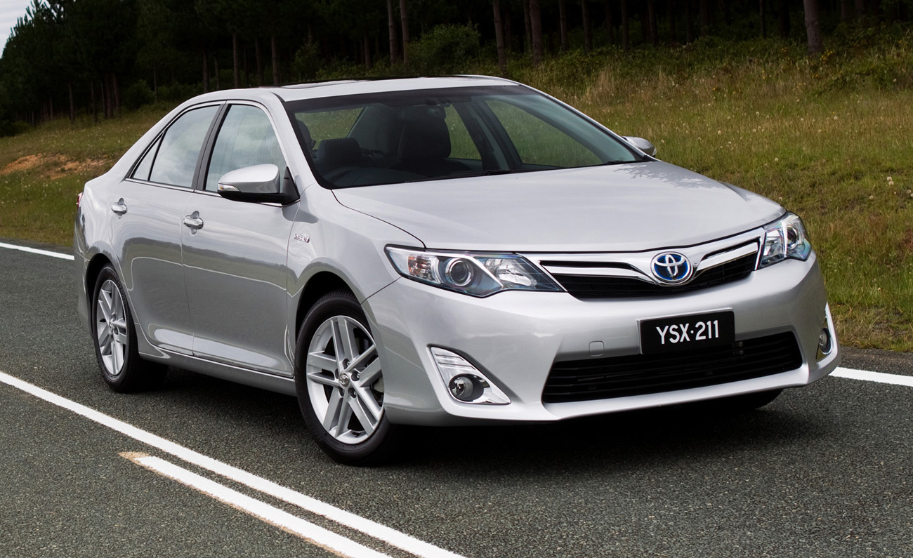Toyota Brand Passes 50,000 Hybrid Sales In Australia