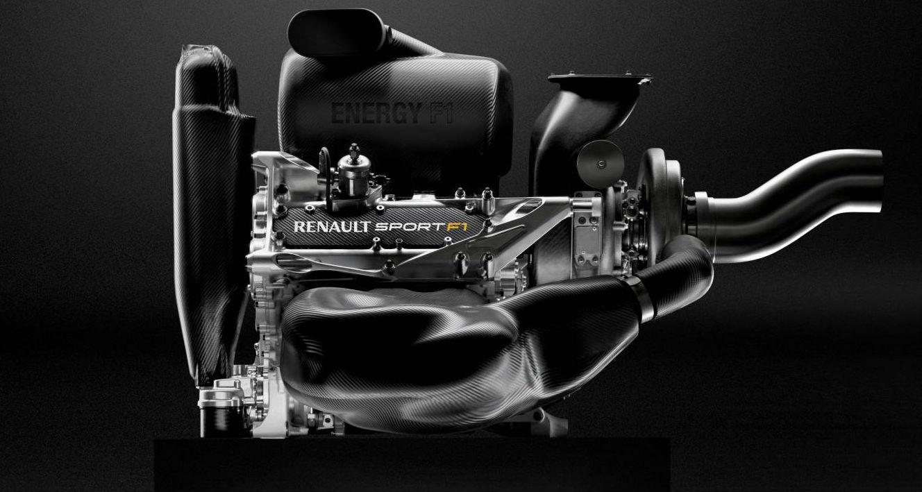 F1: Renault Outlines Turbo V6 'Power Unit' For 2014 Season