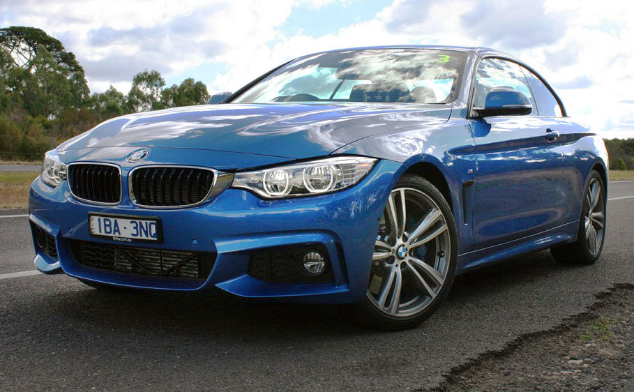 BMW 4 Series Convertible Review: 420d Diesel, 428i And 435i Petrol