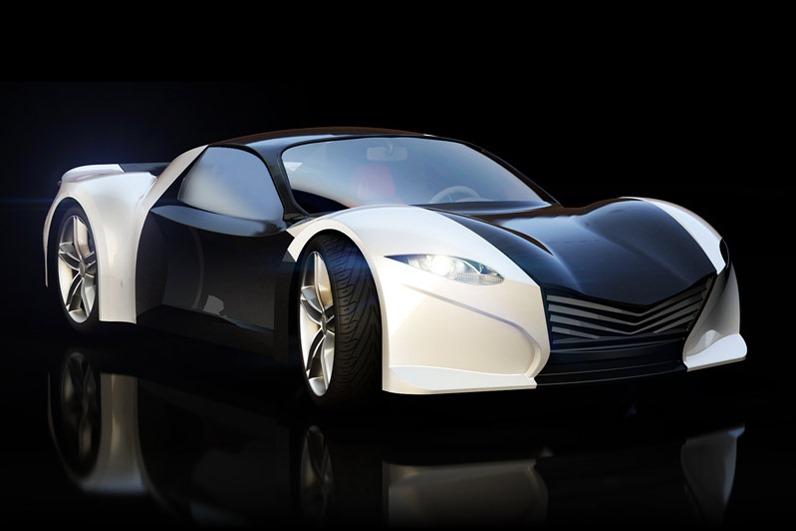 2014 Dubuc Super Light Car Tomahawk Kit Car