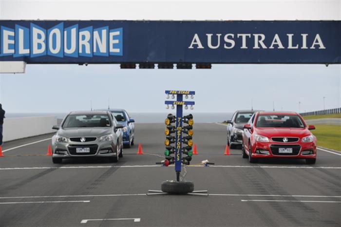 2013 Holden SS-V Redline Commodore - Track Test