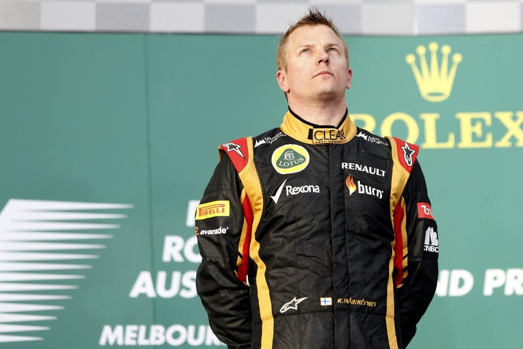 F1: Raikkonen To Miss Last Races Of 2013 Due To Back Surgery