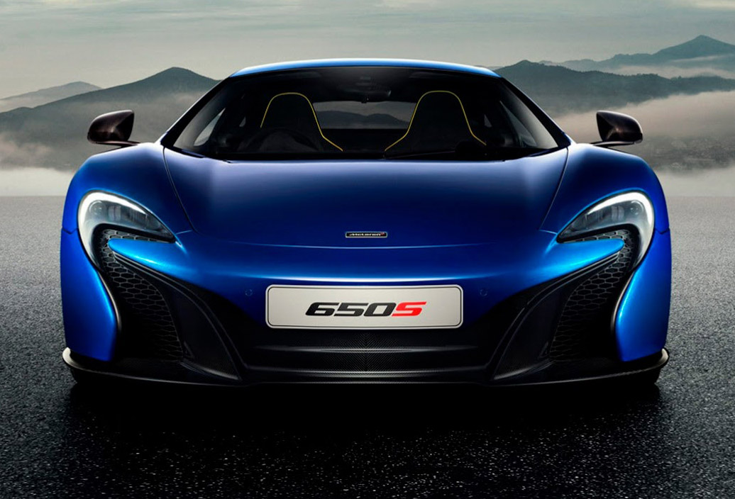 McLaren 650S Revealed: Video