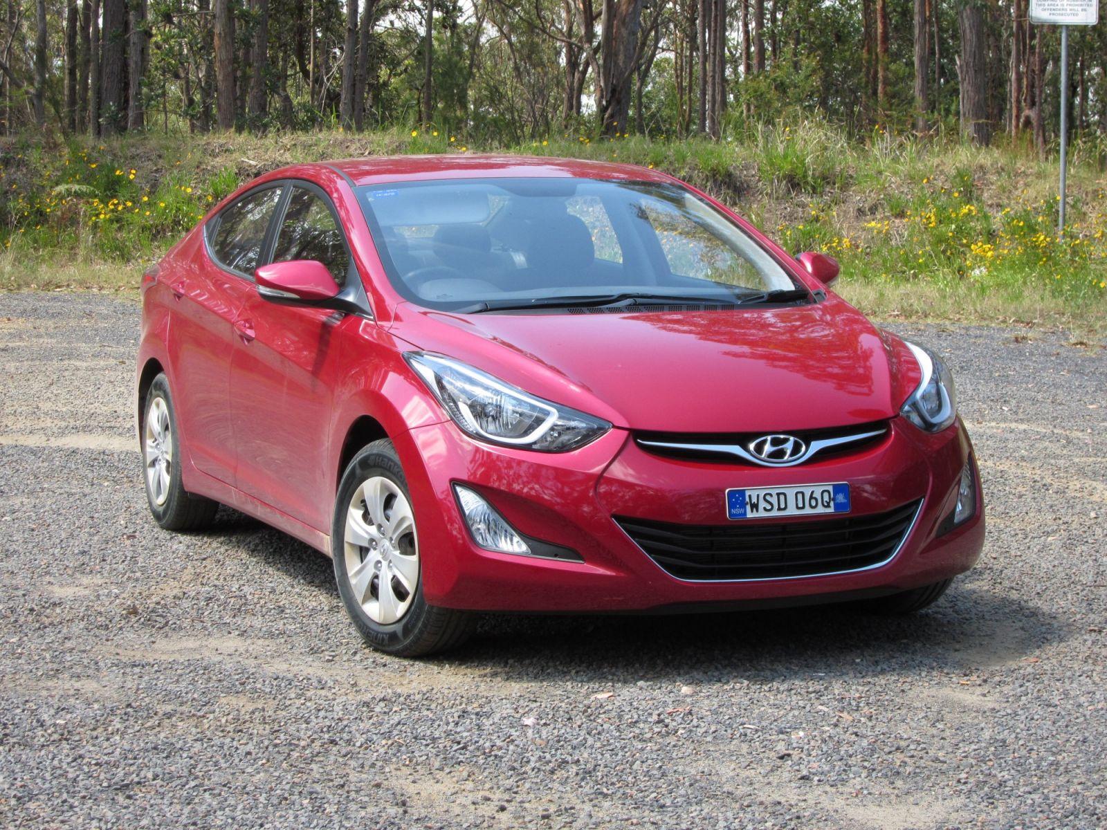2014 Hyundai Elantra Series 2 Review