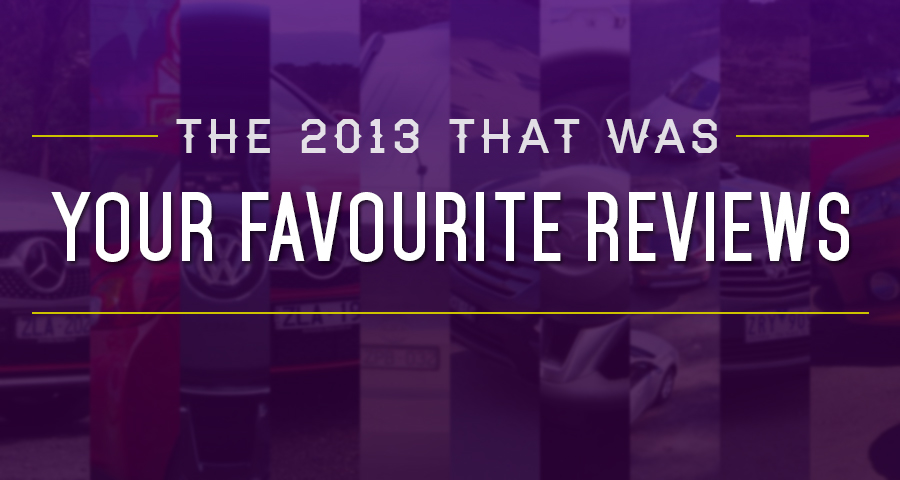 The 2013 That Was: Top Ten Reviews, The Readers' Choice