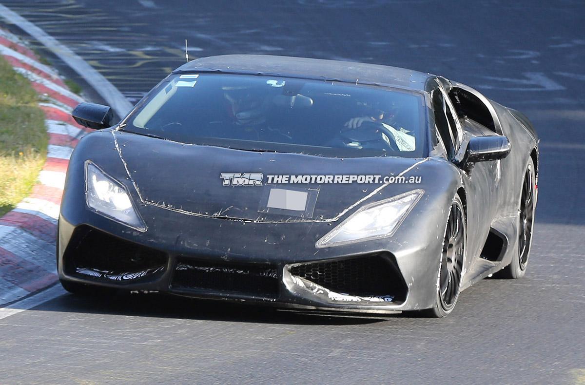 Lamborghini Settles On Huracan Name For Gallardo Successor: Report