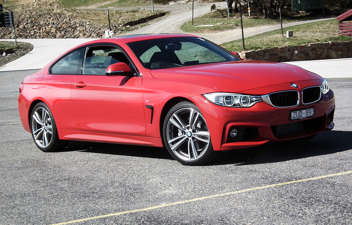 2014 BMW 4 Series Coupe Review: 420d, 428i And 435i