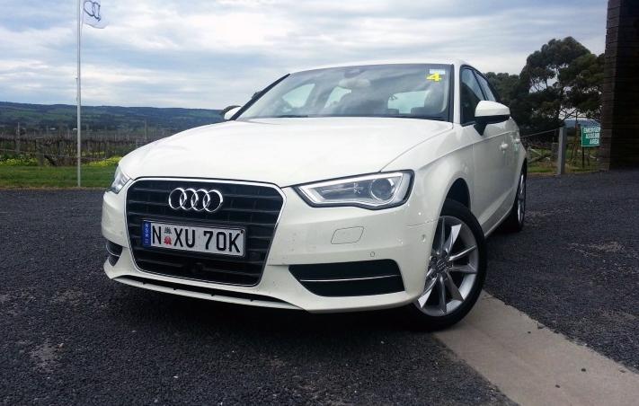 2014 Audi A3 Sportback 1.4 TFSI Cylinder on Demand Review