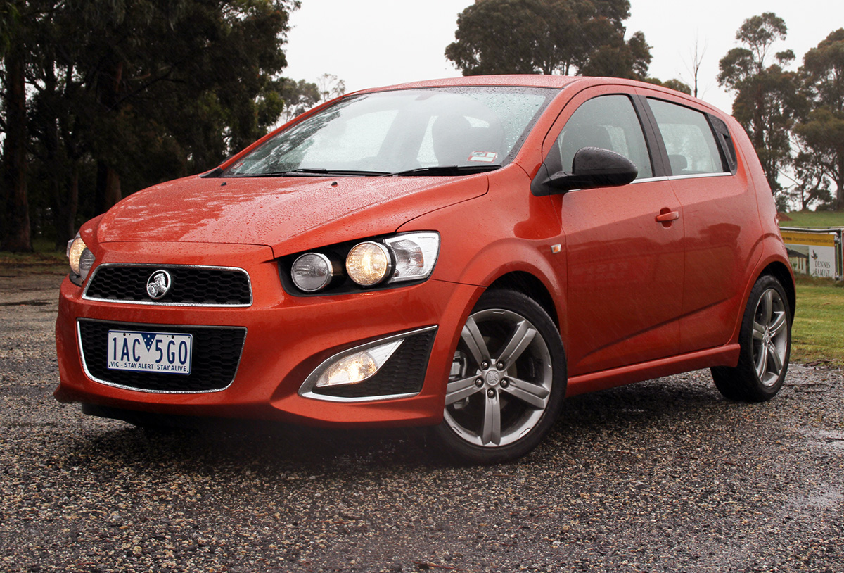 Holden Barina RS Review