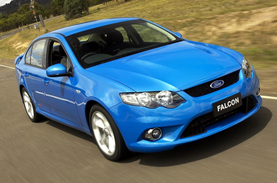 Ford Falcon XR8 Returning In 2014 As FPV Brand Shuts Down