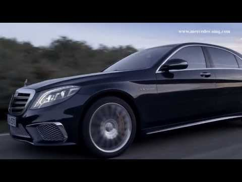 2014 Mercedes-Benz S65 AMG Revealed Ahead Of LA And Tokyo: Video