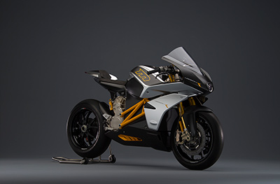 2013 Mission R Electric Motorcycle - Overseas