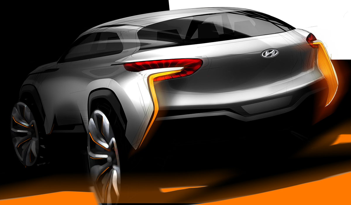 Hyundai Intrado SUV To Preview New Styling And Technology