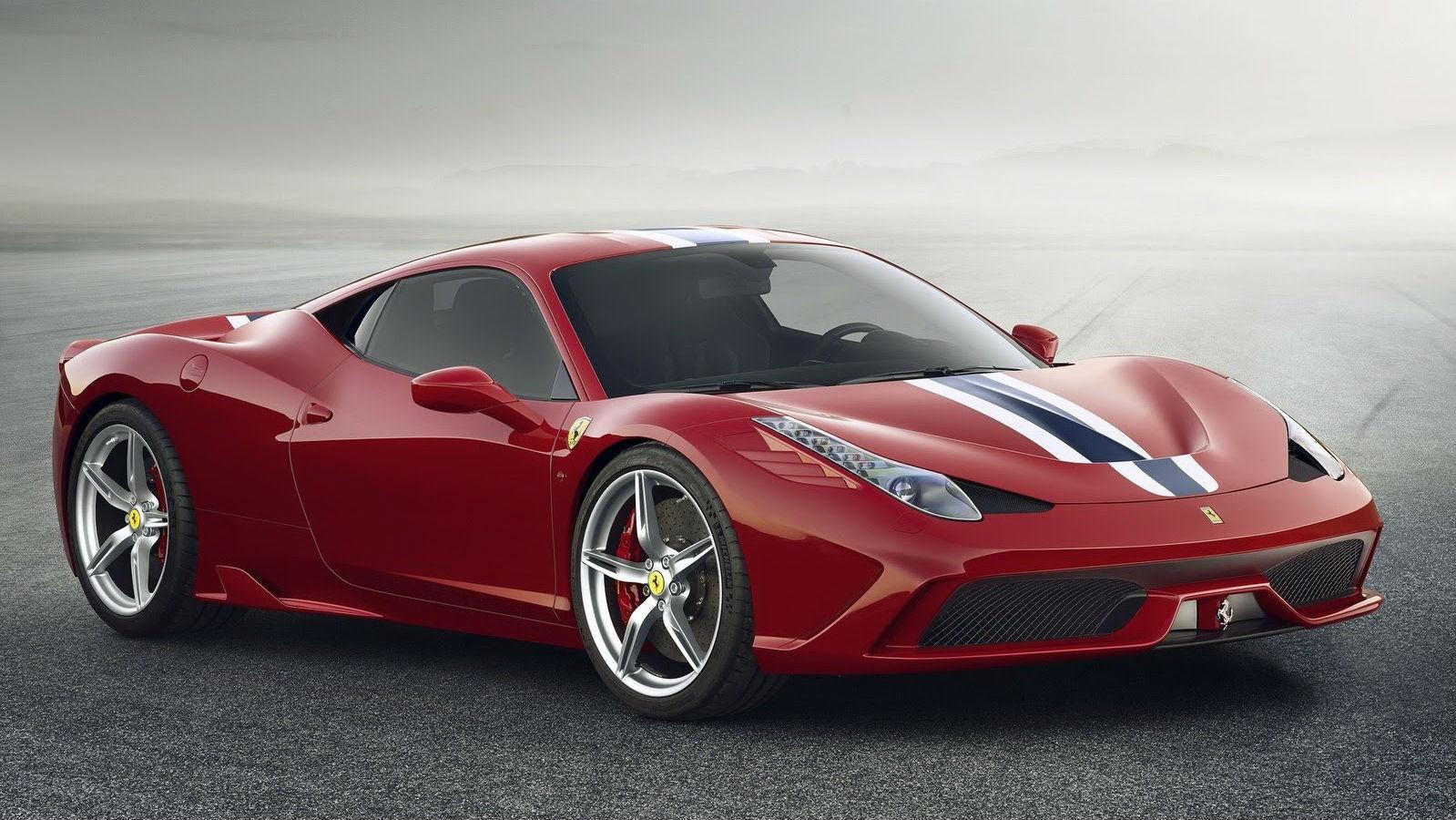 Ferrari 458 Speciale To Debut At Frankfurt