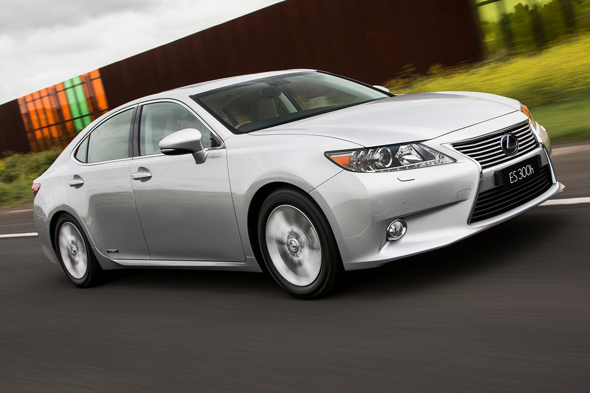 Lexus ES: Price And Features For New Petrol And Hybrid Luxury Sedan