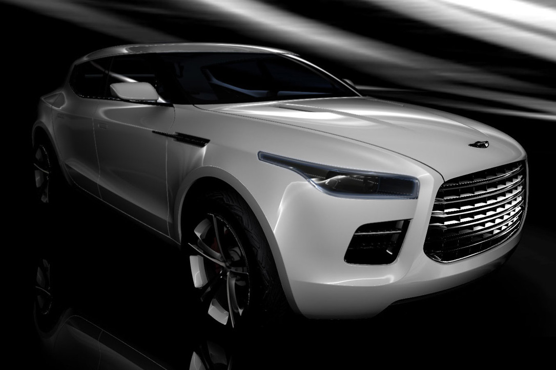 Aston Martin May Build SUV On Mercedes AMG Platform: Report
