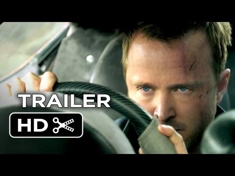 Film: 'Need For Speed' Trailer Surfaces