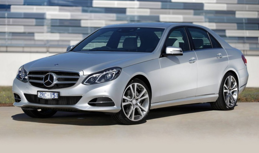 2013 Mercedes-Benz E 250 CDI Sedan Review