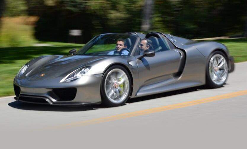 Porsche Promises Production Debut For 918 Hybrid At Frankfurt Motor Show