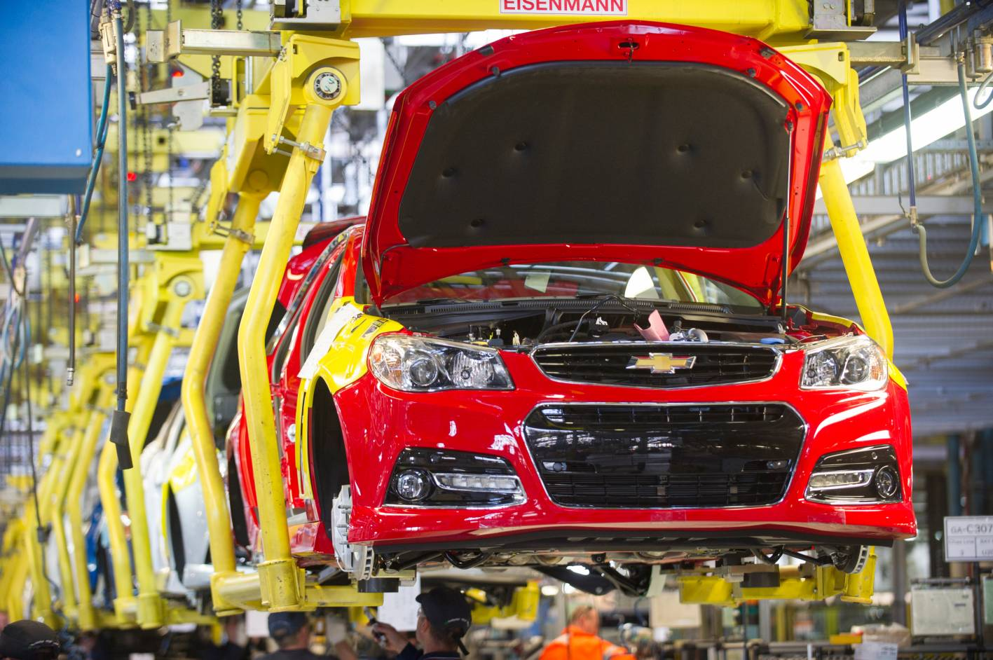 Minister's Warning To Holden And Toyota: No Assistance Without Exports