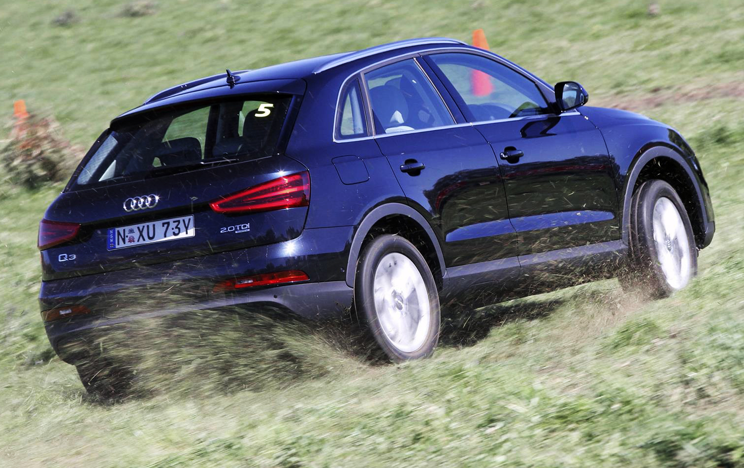2013 Audi Quattro Review: A4 Sedan, A5 Coupe, Q3 SUV