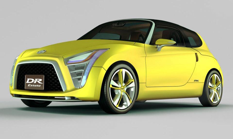 Daihatsu Sends Eight Concepts To Indonesia Motor Show