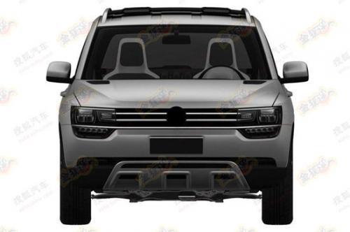 2014 Volkswagen Taigun - Patent Images