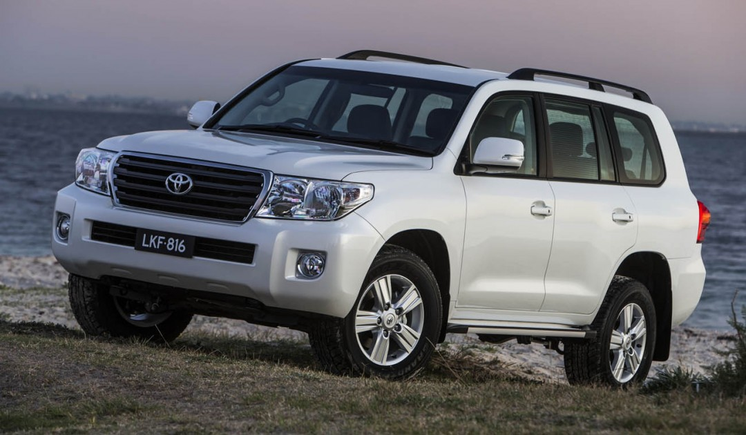 Toyota LandCruiser Altitude Edition Returns To Showrooms