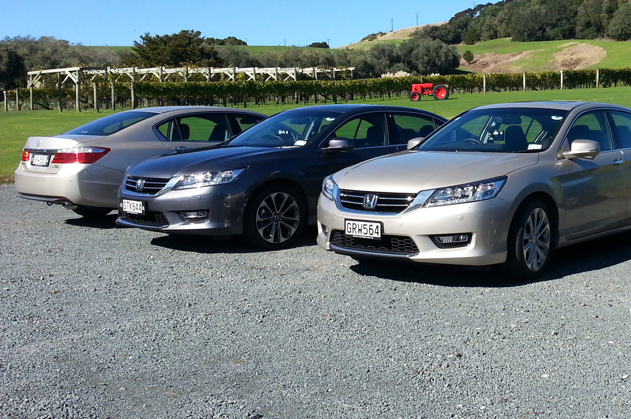 2013 Honda Accord Review