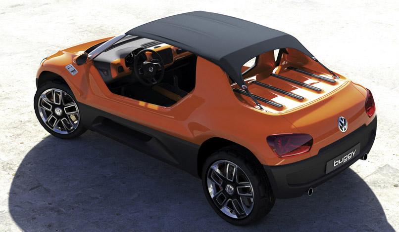 Volkswagen Up! Concepts At Frankfurt 2011