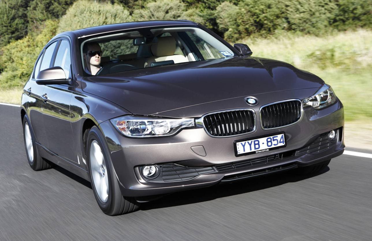 2013 BMW 316i Sedan Hits Australia As New Entry-Level Model