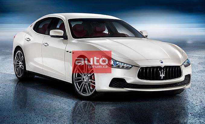 Maserati Ghibli - Leaked Images?