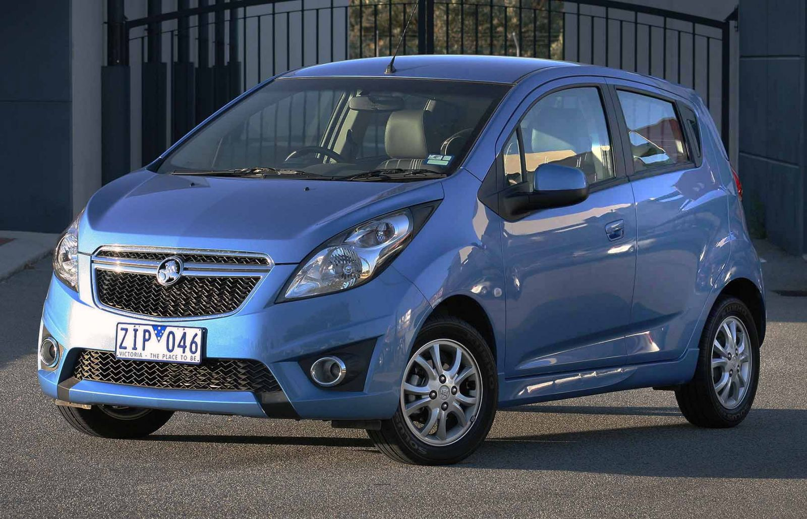 2013 Holden Barina Spark CD Automatic Hatch Review