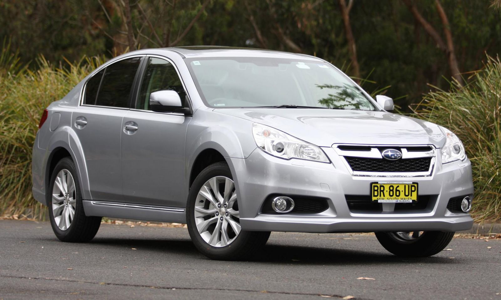 2013 Subaru Liberty 2.5X Review